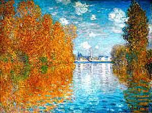 .......Monet Claude........ 3_Argenteuil_Autumn_effect