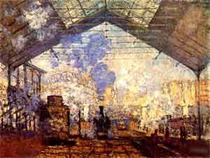 .......Monet Claude........ 6_Saint-Lazare